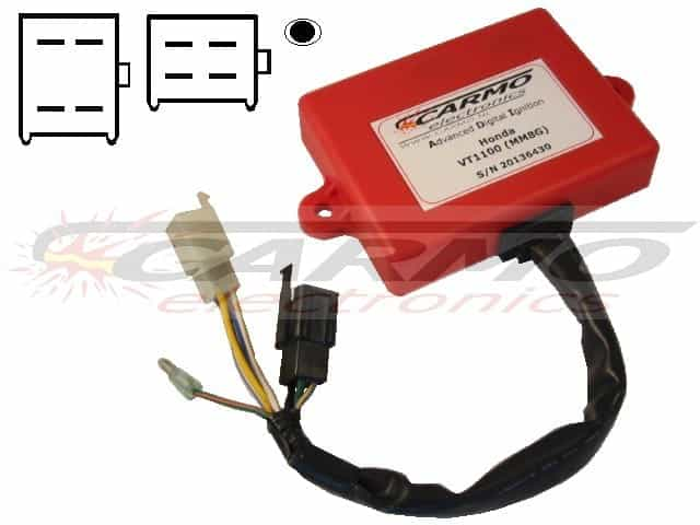 Honda VT1100 C1 C2 TCI Replacer