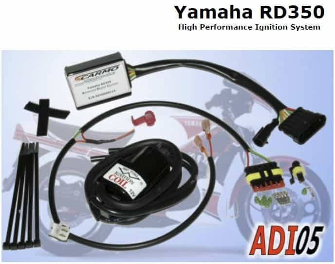 RD350 YPVS ingition set