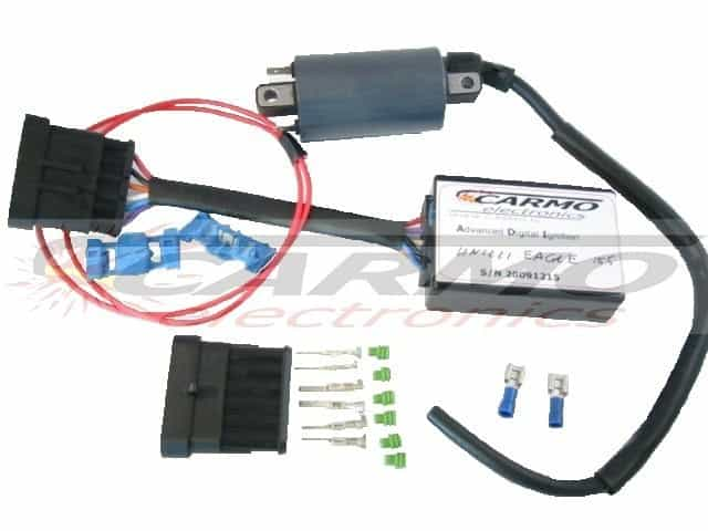 Improved Unilli motors Eagle TCI-unit [Unilli motors Eagle TCI-unit