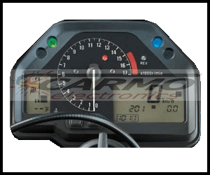 CBR600RR 03-06 : Carmo Electronics, The place for parts or