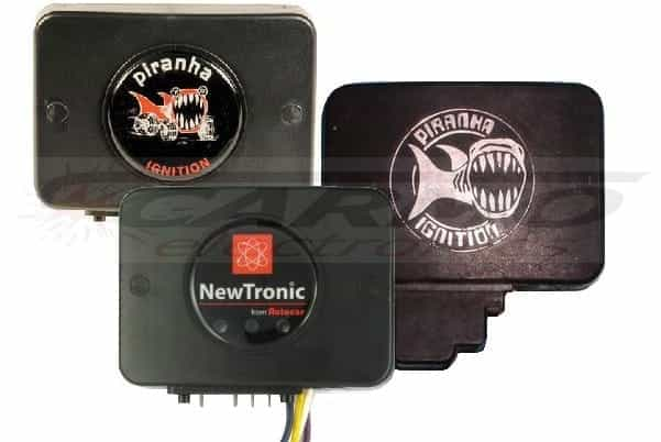 Newtronic ignition
