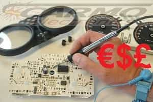 Repair Costs Dash 00