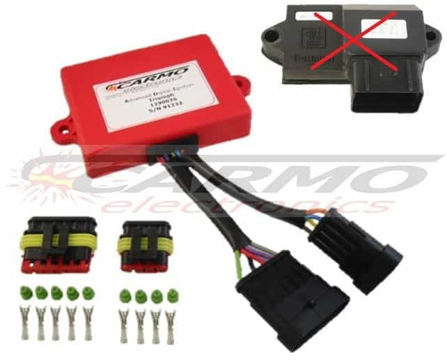 Triumph 1290076 TCI Replacer (AMP)